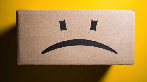 Sad Face Box