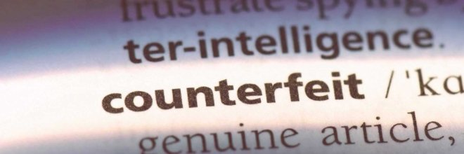 Serialization ROI: Counterfeiting.