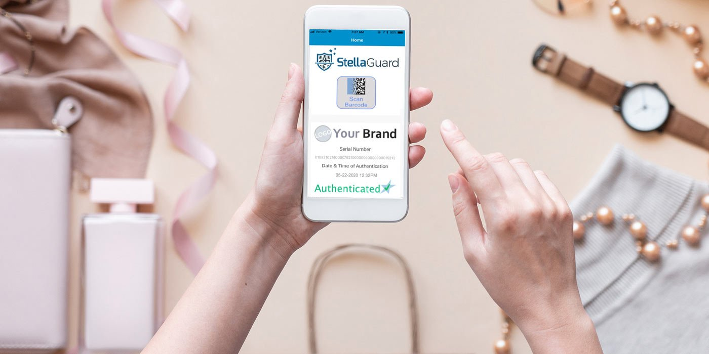 StellaGuard phone app